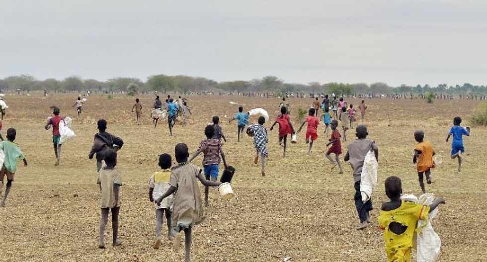 UN says South Sudan children raped, castrated and thrown into fires
