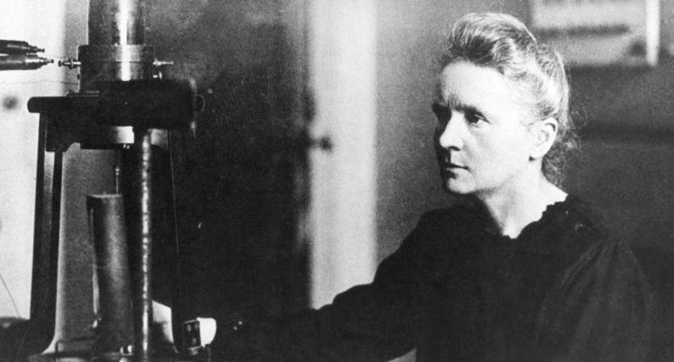 New Marie Curie film to shed light on women's struggles in science