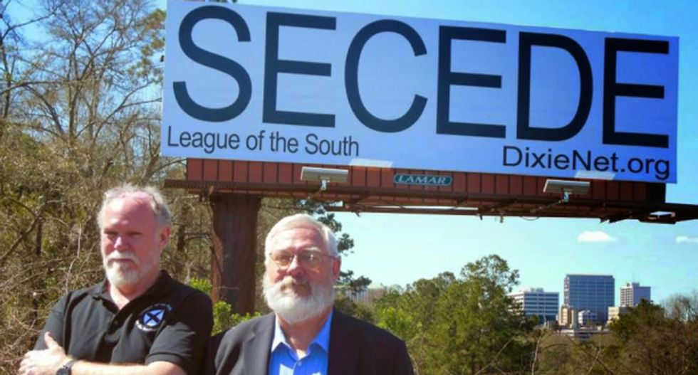 League of South leader: John Wilkes Booth 'took too long' to assassinate 'treasonous' Lincoln