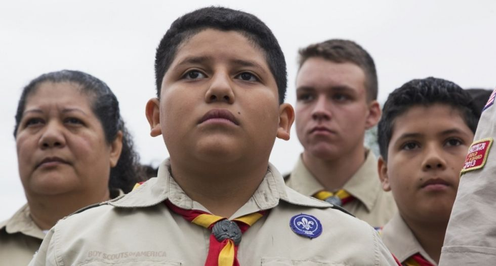 Boy Scout killed in flooding at New Mexico ranch