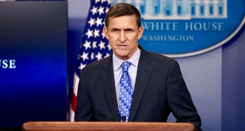 Michael Flynn had 'potentially illegal' discussions on US sanctions with Russia: Washington Post