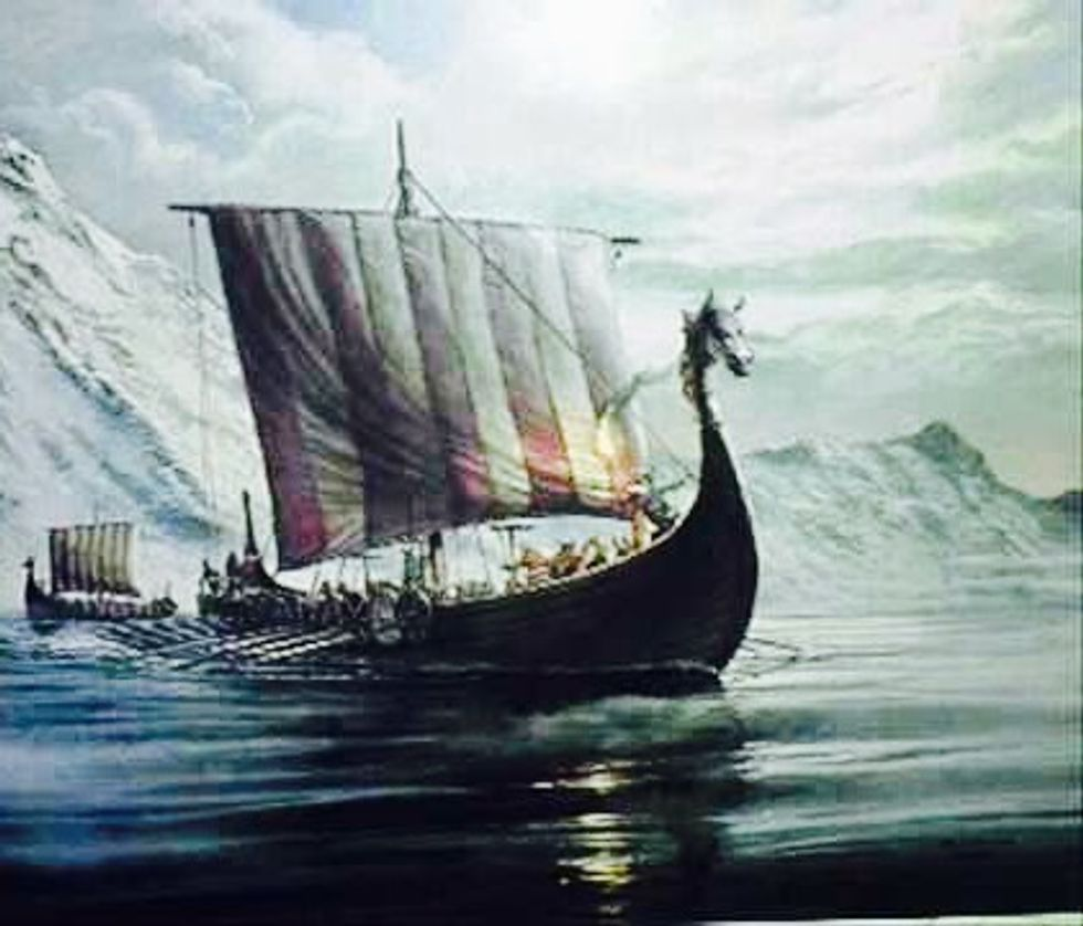 We shouldn't let the racists own the Vikings