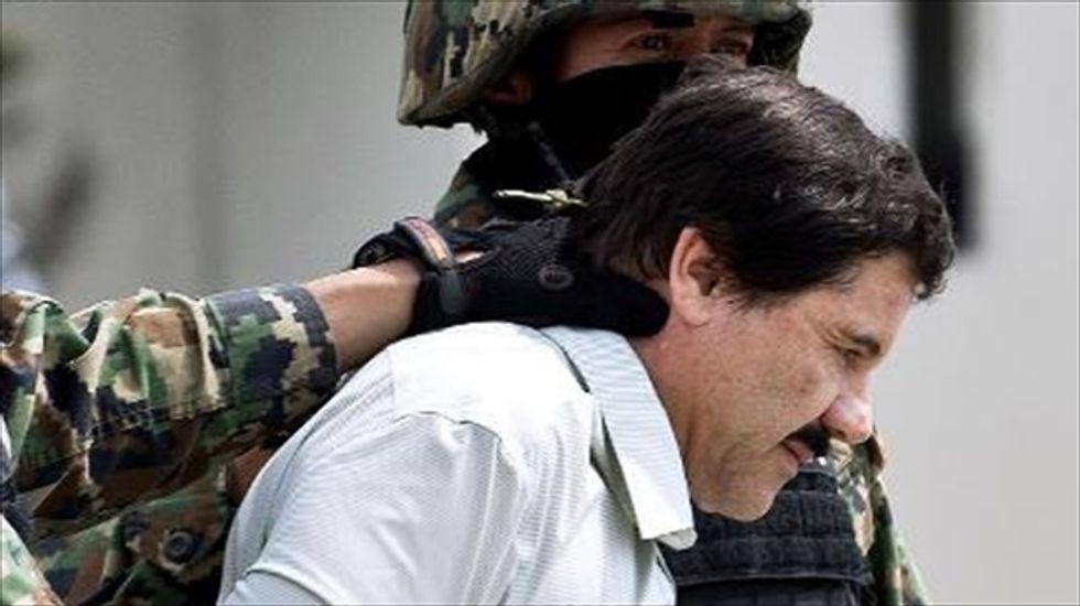 Mexico drug lord Joaquin 'El Chapo' Guzman escapes prison again