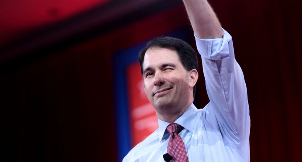 Longtime Trump ally claims elections can be rigged because Scott Walker did it five times