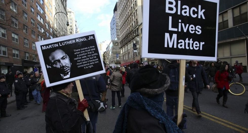 #BlackLivesMatter co-founder warns presidential candidates: 'We will shut down every single debate'