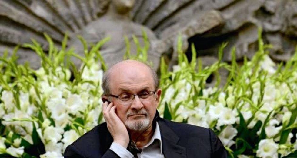 Salman Rushdie says the world learned the 'wrong lessons' from his Iran fatwa ordeal
