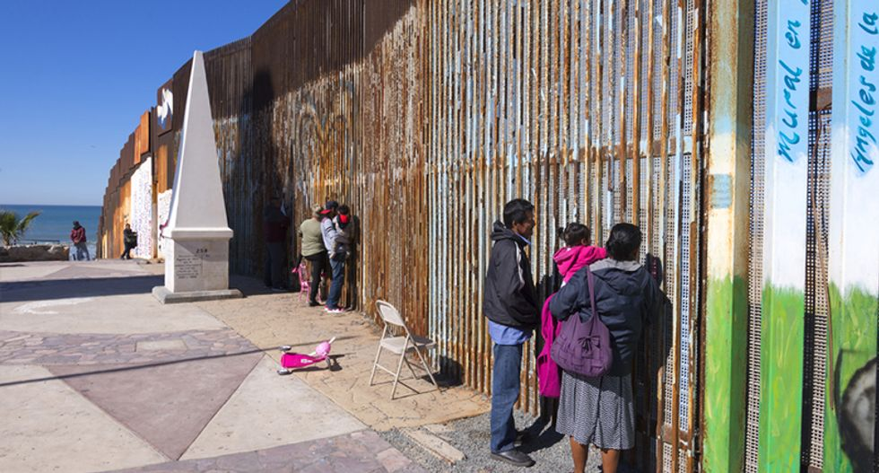 REVEALED: Forcing Mexico to pay for Trump's wall could actually send more migrants into US