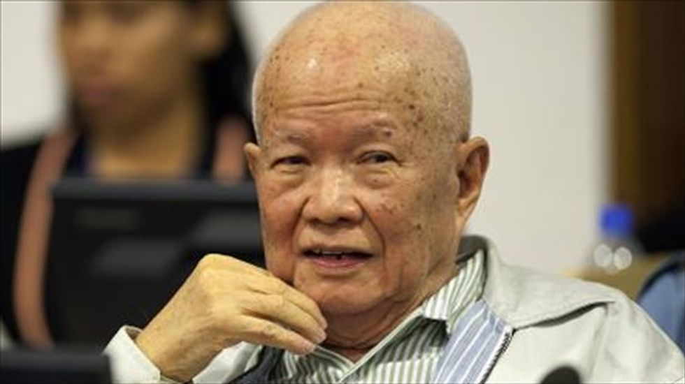 Cambodia set for landmark verdict in trial of Khmer Rouge chiefs for crimes against humanity
