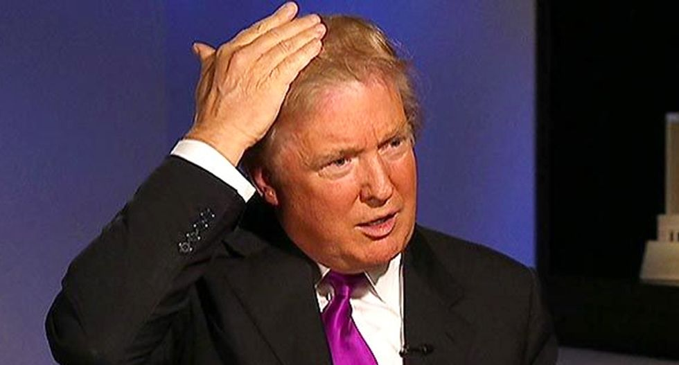 New conservative grievance: You can't mock Donald Trump's hair unless we can say 'nappy-headed blacks'