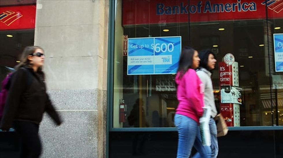 Bank of America expecting to pay between $16-17 billion in settlement with Justice Dept.