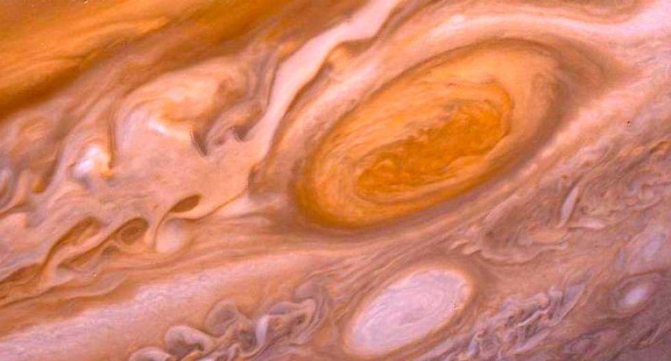 NASA considering using wind-powered robots to explore surface of Jupiter