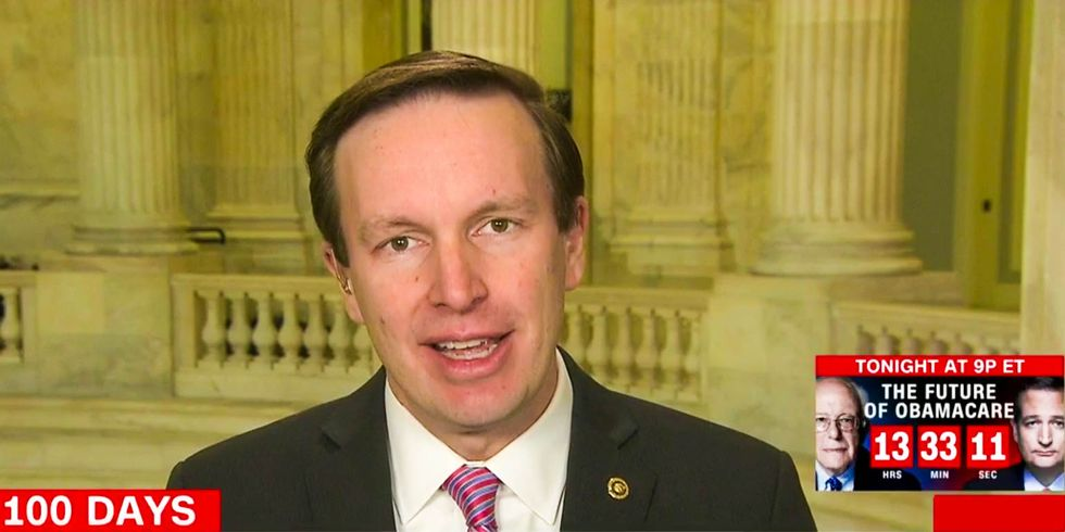 'As scary as it gets': Dem senator vows to investigate Trump's 'strange' relationship with Putin