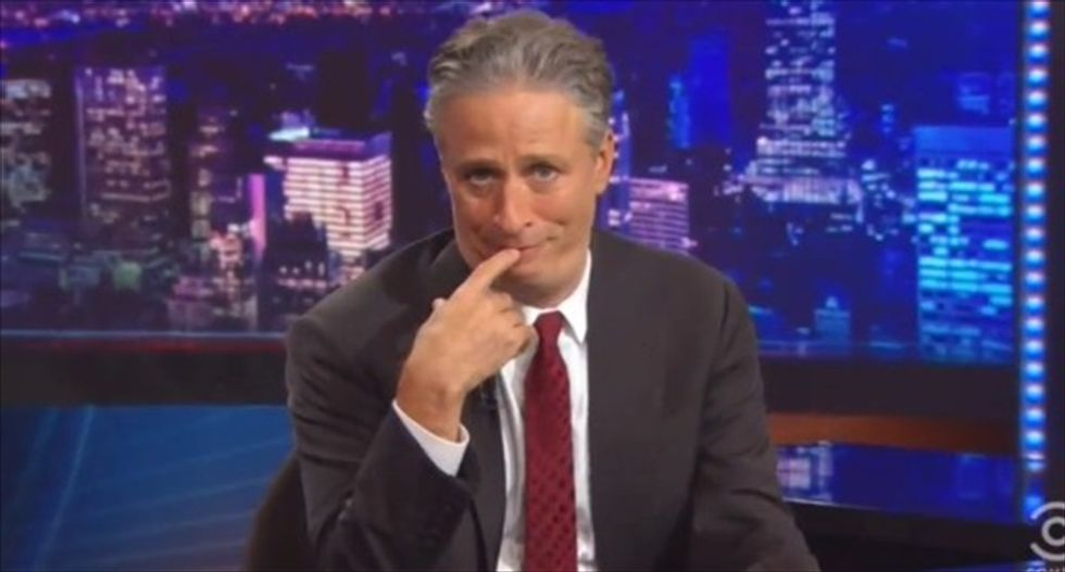 He's back: Jon Stewart will reunite with Stephen Colbert to cover the RNC