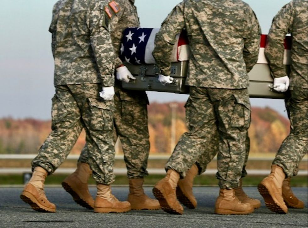 US Army Twitter question highlights toll of America's wars
