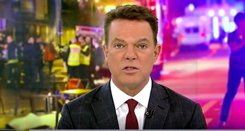 'What they're saying is not true, again': Shep Smith blasts Trump for claiming terrorism is ignored