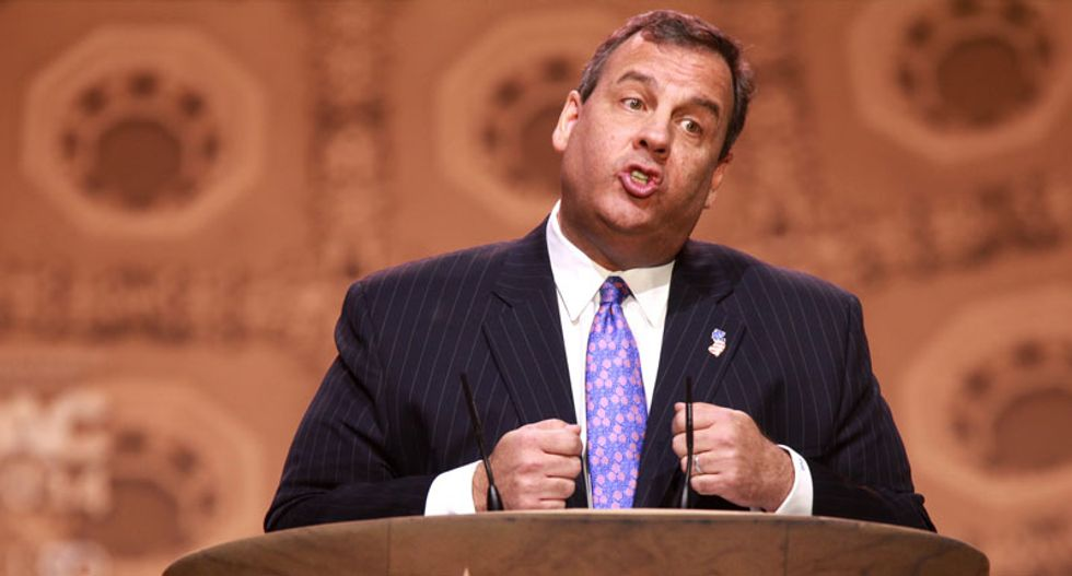 New Jersey Gov. Chris Christie blames his own state for 'C' rating from NRA