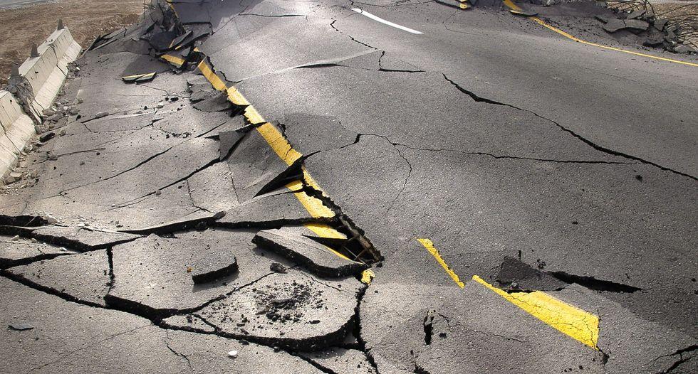 Quake magnitude 6.5 reported off coast of Northern California: USGS