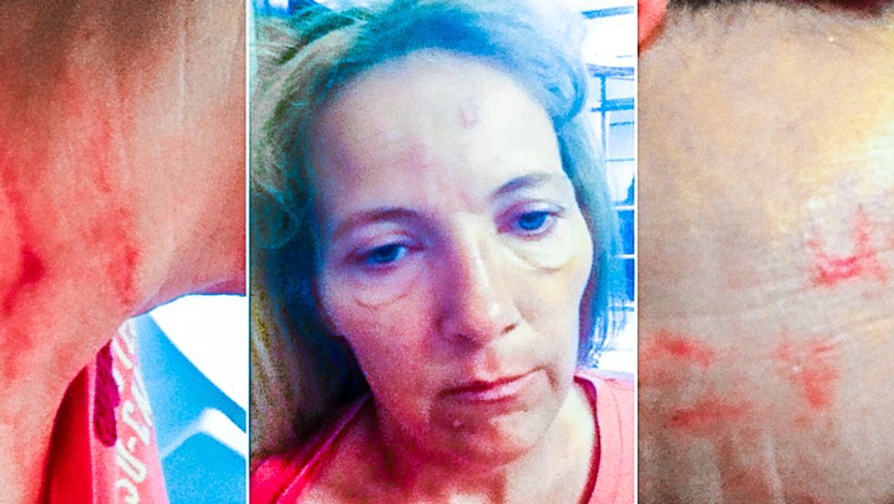 'I ought to kill you': Ex-Ohio police chief charged with beating wife day before her suicide