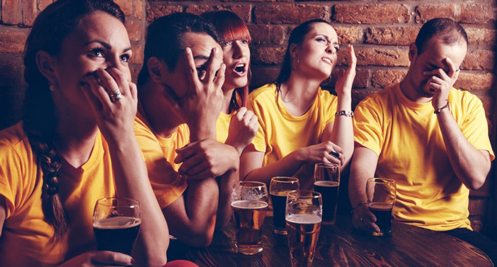 Health officials warn that you could die playing GOP debate drinking games: 'It's just a formula for disaster'