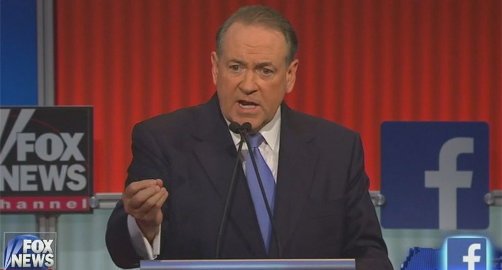 Huckabee: Social Security is hurting because 'prostitutes and pimps' don't pay their fair share