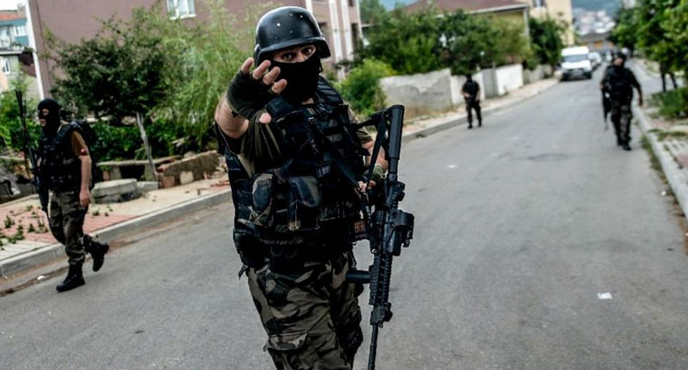 Radical Turkish Marxist group claims responsibility for US consulate attack in Istanbul