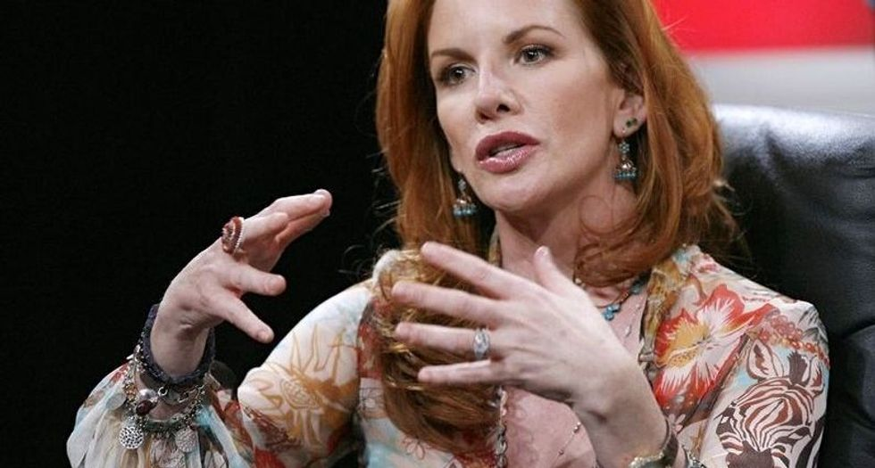 Former 'Little House' star Melissa Gilbert to run for Michigan congressional seat
