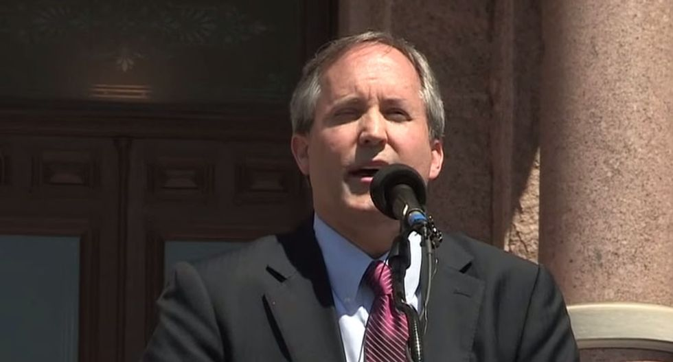 Texas attorney general continued paying high-level staffers after they resigned