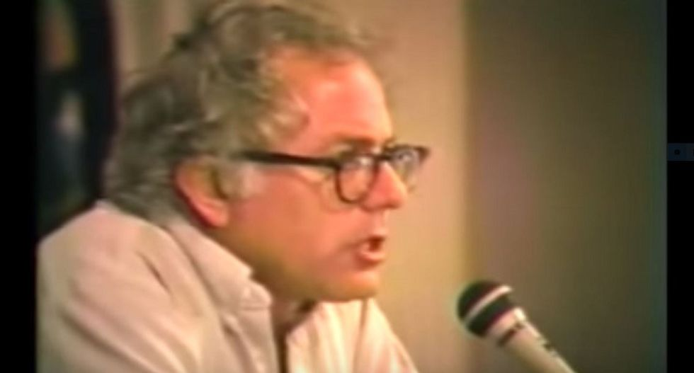 The Bernie effect: Noam Chomsky says Sanders will push the Democratic Party to the left