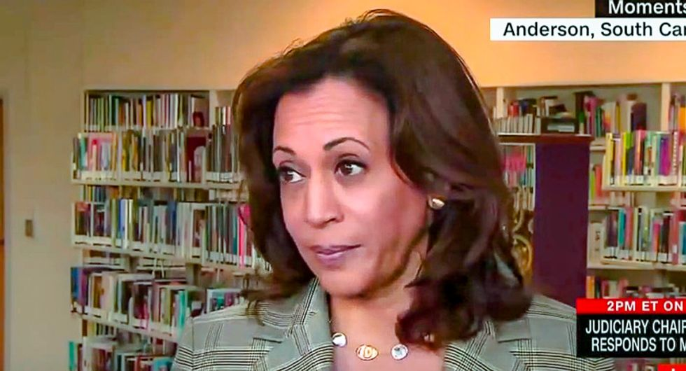 Kamala Harris nails it: Robert Mueller is 'essentially referring impeachment to the United States Congress'