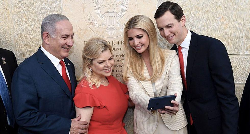 Jared Kushner on hand as Benjamin Netanyahu flubs building a coalition government