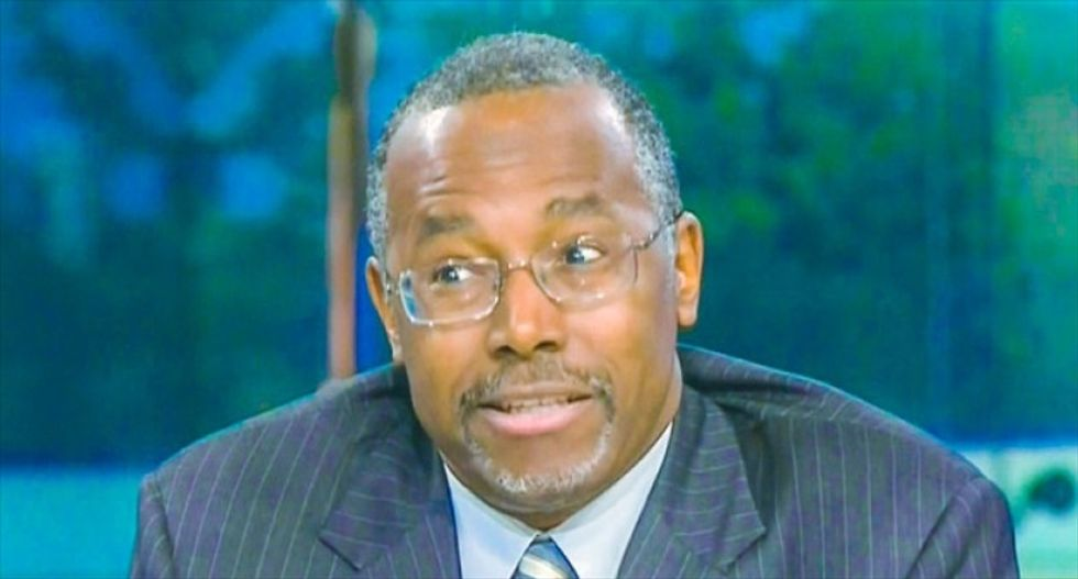 Anti-LGBT lawyer urges Christians to 'flee' US because Ben Carson says the election will be canceled