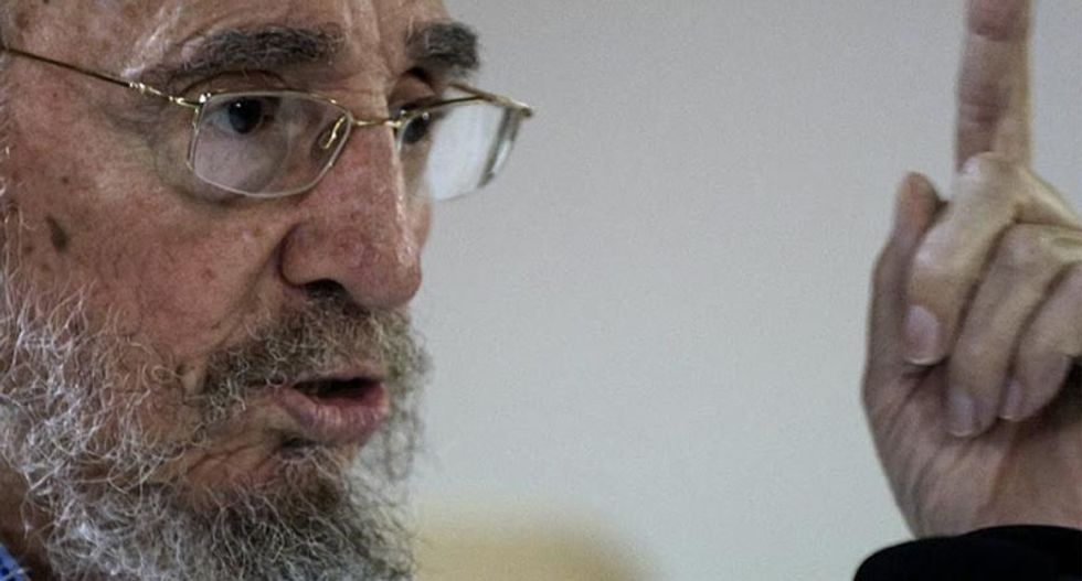 Historic leader Fidel Castro turns 90 in new Cuba