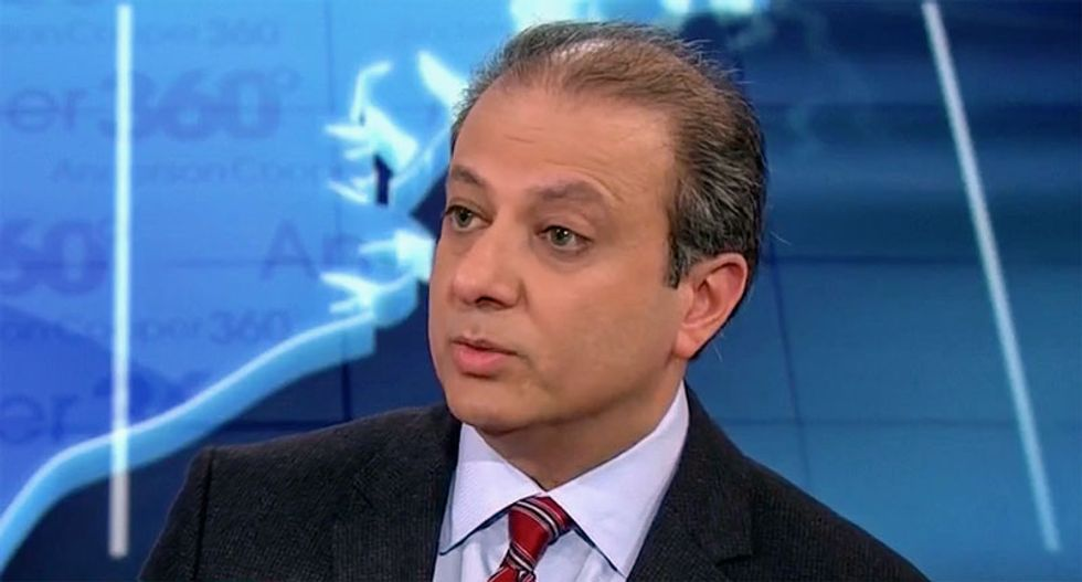 CNN's Preet Bharara rips 'inconsiderate, incompetent' Giuliani: 'I wouldn't retain that lawyer much longer'