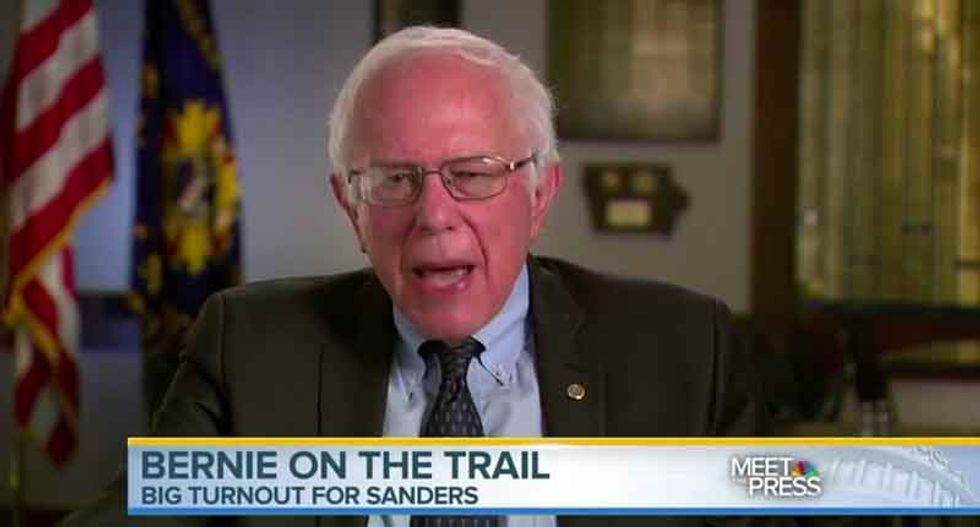 Bernie Sanders: Apology to Black Lives Matter was 'sent out by a staffer without my knowledge'