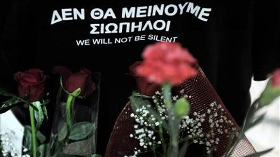 Greeks commemorate musician murdered by neo-Nazis