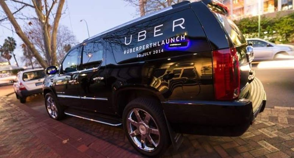 Lawmakers in five states push bills stopping ride-share drivers from being treated as employees