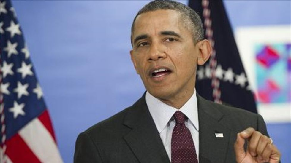 Armed private contractor was allowed on elevator with Obama: Reports