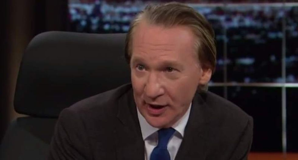 Bill Maher: We are one terrorist attack away from President Trump