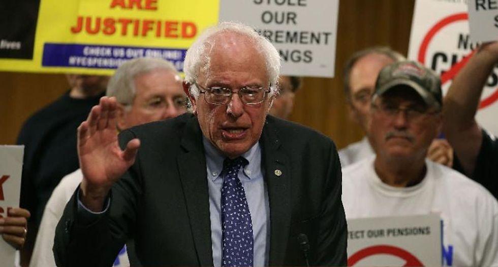 Bernie Sanders blocks Obama nominee to lead FDA, citing industry ties