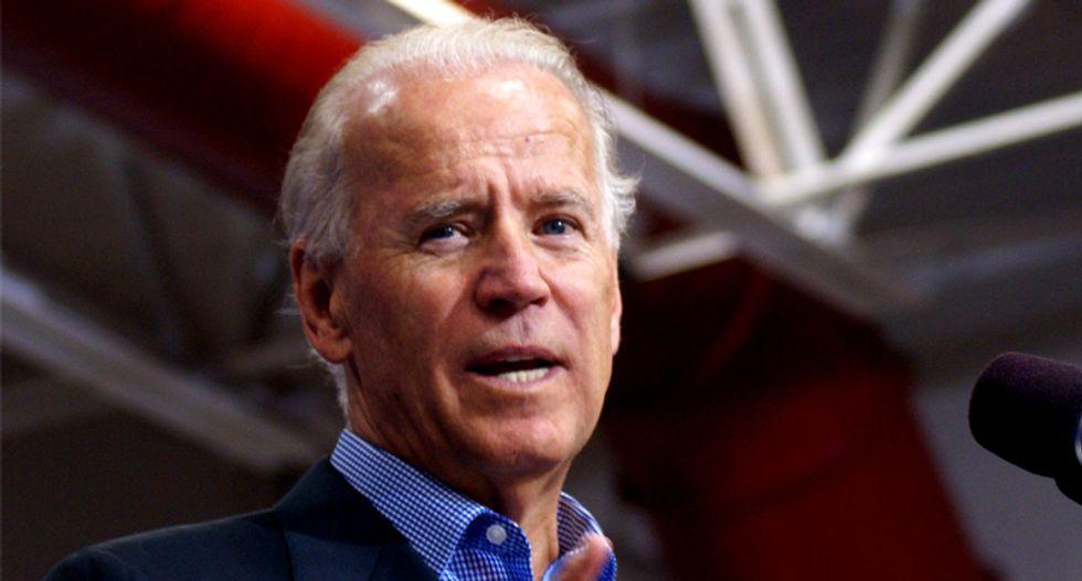 Joe Biden releases memo exposing the 'mountain of lies' spread by Trump on Ukraine
