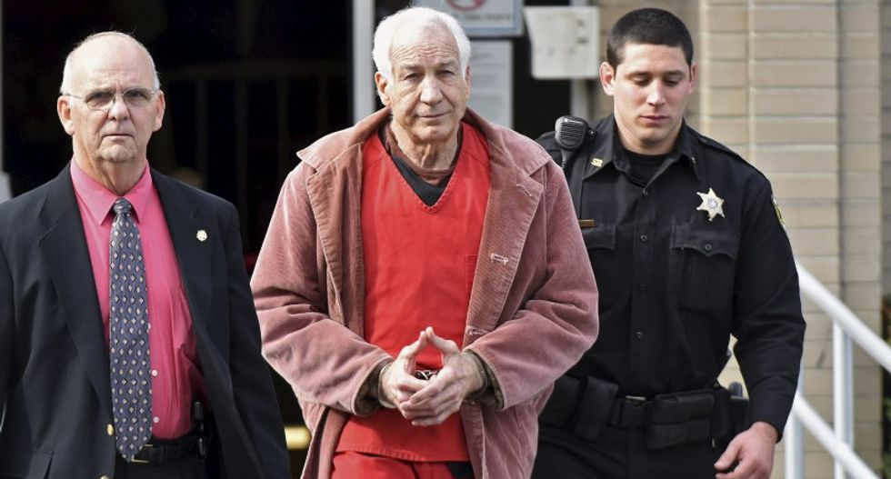 Ex-Penn State officials plead guilty in Sandusky abuse case: reports