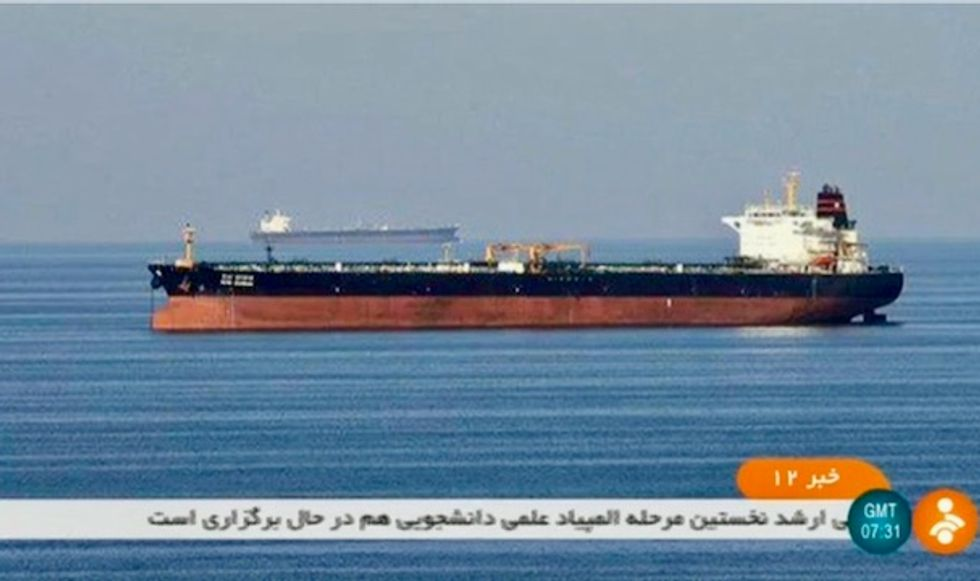 Two oil tankers evacuated after reported attack in Gulf of Oman