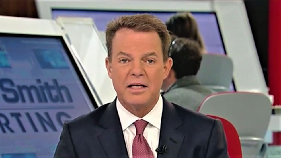 'It is a crime!' Fox's Shep Smith brutally shames Trump for welcoming foreign interference in 2020