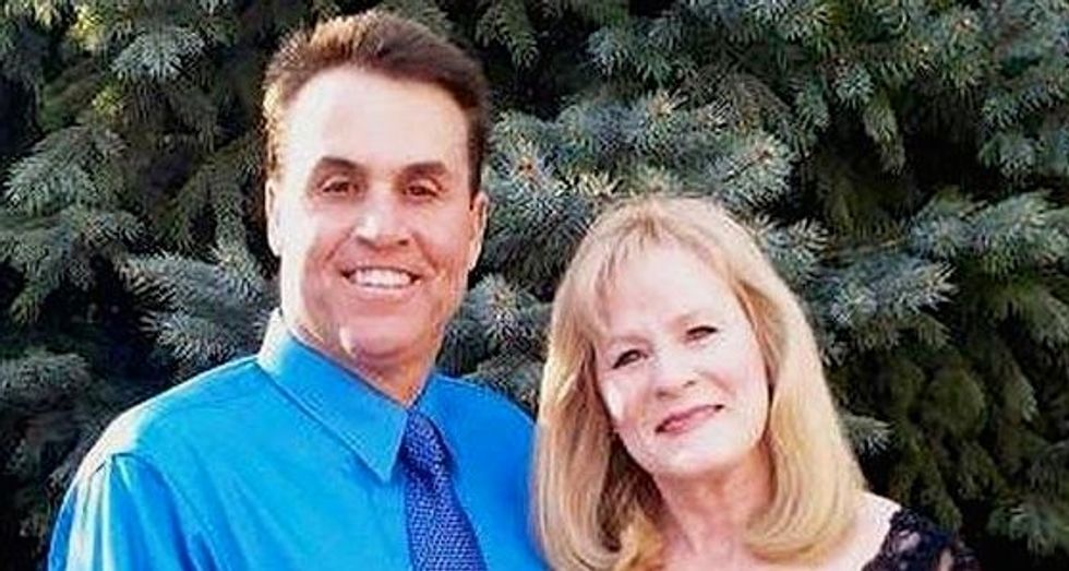 Colorado man found guilty of murdering his wife to collect life insurance payment