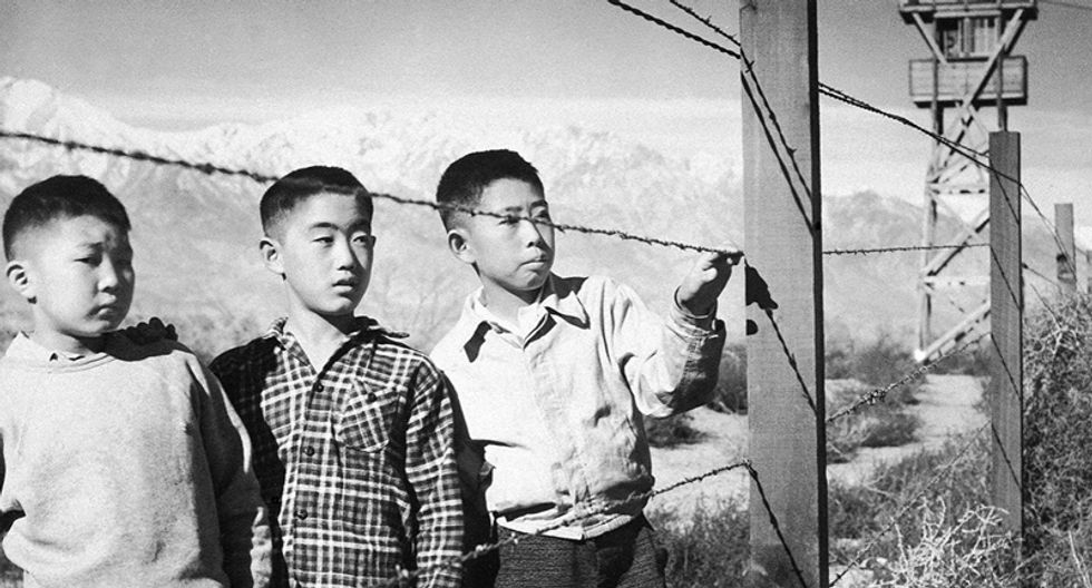 Supreme Court finally ruled Japanese internment camps unconstitutional in decision on Trump's travel ban