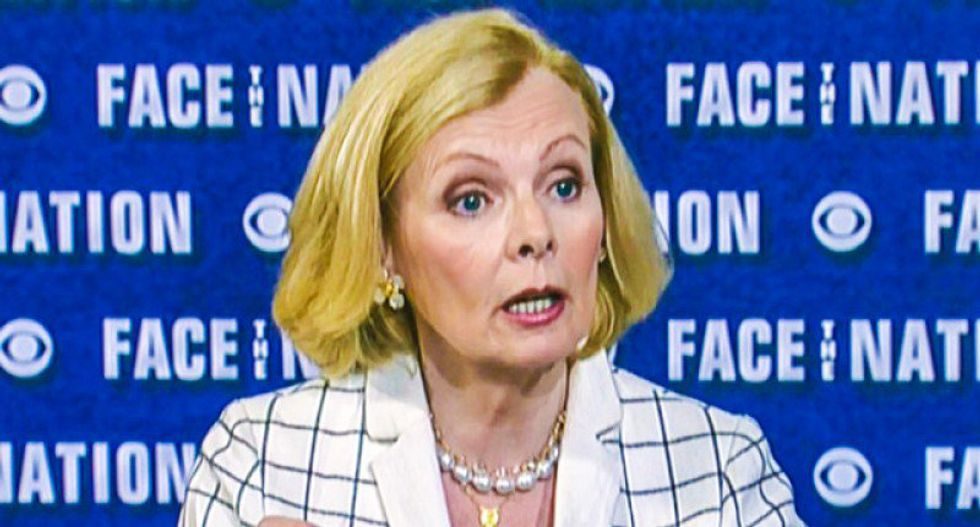 WSJ's Peggy Noonan predicts Trump is out of 'magic' and 'faces a big loss'