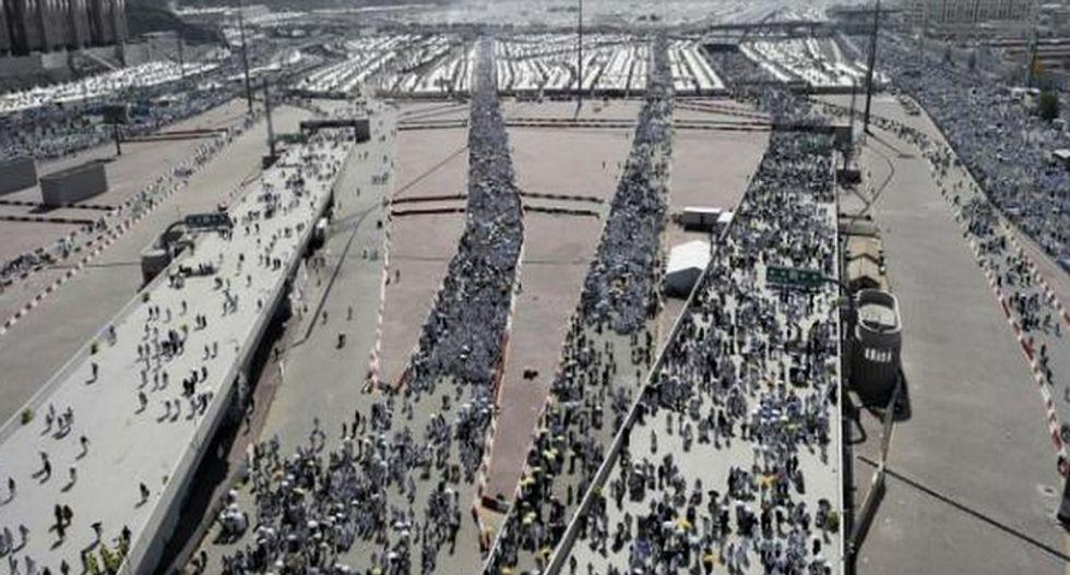 Iran criticizes Saudi Arabia after stampede at hajj pilgrimage kills 700