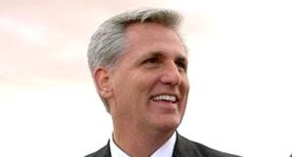 Kevin McCarthy likely top contender for speaker: lawmaker