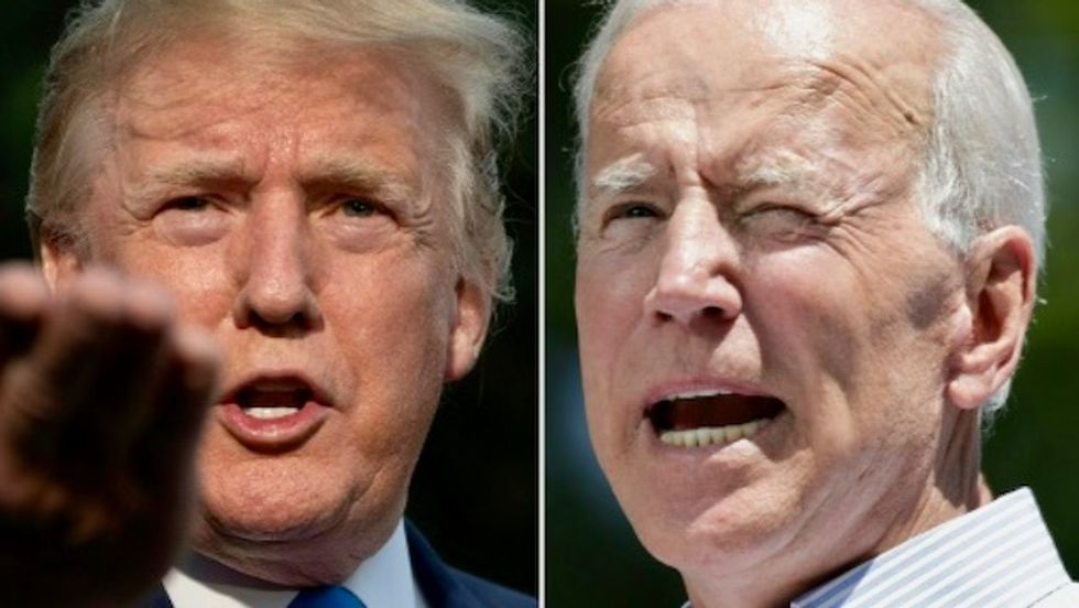 Trump and Biden both sound increasingly incoherent