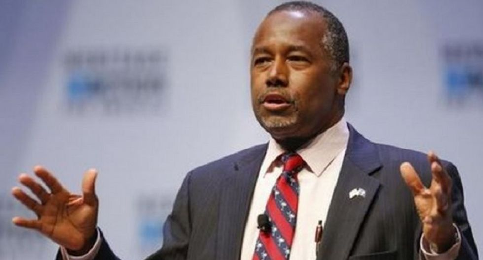 Republican 'Values' voters back Ted Cruz-Ben Carson presidential ticket
